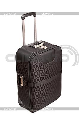 여행 가방에 절연 된 화이트 | 높은 해상도 사진 |ID 3015746
