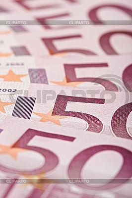 500 Banknoty euro wachlarza, makro tekstury | Foto stockowe wysokiej rozdzielczości |ID 3017147