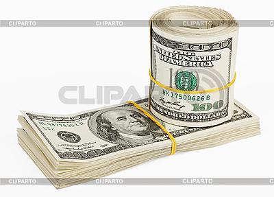 USA 100 dolarów banknotów | Foto stockowe wysokiej rozdzielczości |ID 3017165
