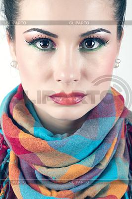 Porträt der schönen jungen Frau | Foto mit hoher Auflösung |ID 3017338