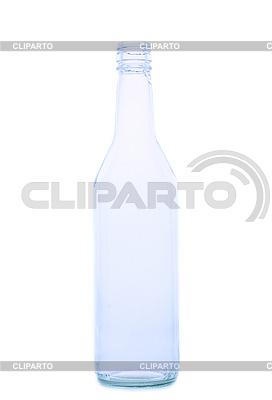 Leere Wodka-Flasche   Foto mit hoher Auflösung  ID 3017521
