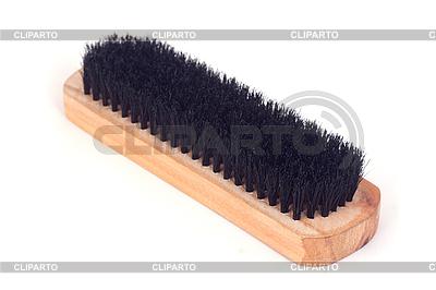 Braune Holzbürste | Foto mit hoher Auflösung |ID 3017580