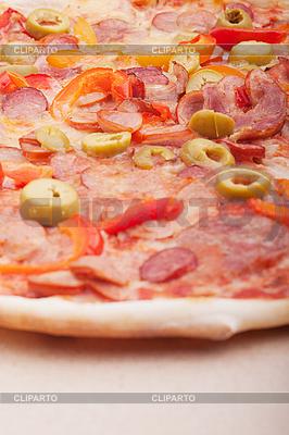 Pizza | Foto mit hoher Auflösung |ID 3018606