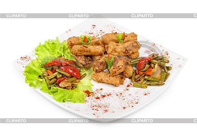 Orientalischer Salat | Foto mit hoher Auflösung |ID 3019422
