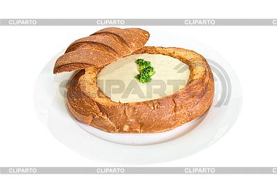 Zupa serowa | Foto stockowe wysokiej rozdzielczości |ID 3019618