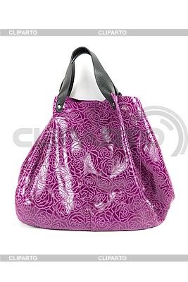 Lila Frauentasche | Foto mit hoher Auflösung |ID 3019655