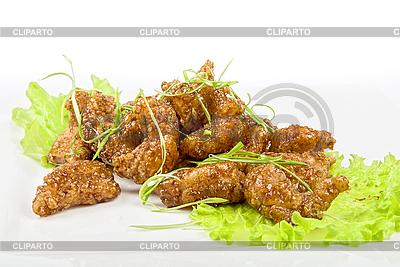 Ryb Gourmet w karmelu | Foto stockowe wysokiej rozdzielczości |ID 3019793
