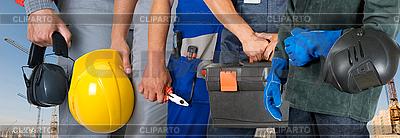 Рабочие | Фото большого размера |ID 3020698