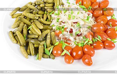 Marynowane warzywa | Foto stockowe wysokiej rozdzielczości |ID 3020764