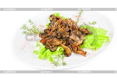 烤蘑菇品种 | 高分辨率照片 |ID 3020830