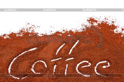 Gefräster Kaffee | Foto mit hoher Auflösung |ID 3027080