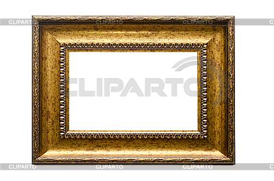 Picture gold frame | Foto stockowe wysokiej rozdzielczości |ID 3027106