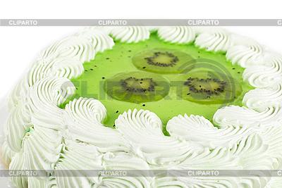 Kuchen mit Kiwi | Foto mit hoher Auflösung |ID 3027153