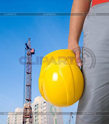 Budowniczy | Foto stockowe wysokiej rozdzielczości |ID 3027227