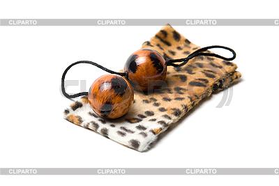 Leopardfarbe Vaginalkugeln | Foto mit hoher Auflösung |ID 3027447