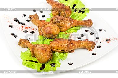 Podudzie kurczaka | Foto stockowe wysokiej rozdzielczości |ID 3027452
