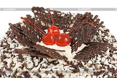 Schokoladenkuchen | Foto mit hoher Auflösung |ID 3027982