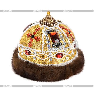 Fürstliche Pelzkrone | Foto mit hoher Auflösung |ID 3028147
