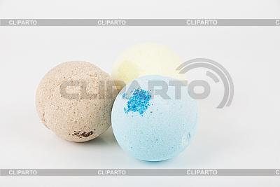 Handgemachte runde Seifen | Foto mit hoher Auflösung |ID 3028157