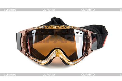Maska narciarz | Foto stockowe wysokiej rozdzielczości |ID 3028233