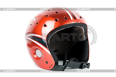 Helm von Skifahrer | Foto mit hoher Auflösung |ID 3028234