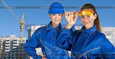 Baumeisterinen | Foto mit hoher Auflösung |ID 3028445