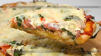 Pizza | Foto stockowe wysokiej rozdzielczości |ID 3029489