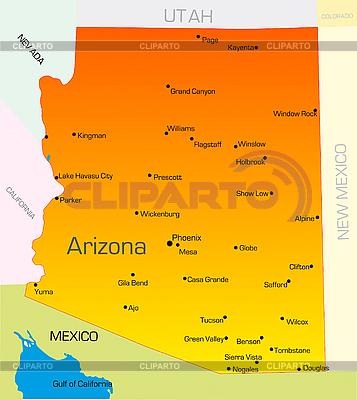 亚利桑那 | 高分辨率插图 |ID 3029720