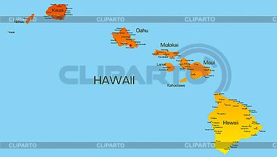Hawaii | Illustration mit hoher Auflösung |ID 3029763