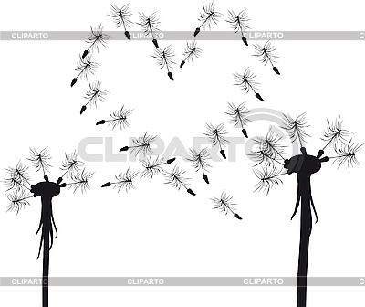 Liebes-Löwenzähner | Illustration mit hoher Auflösung |ID 3029783