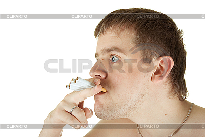 Smoking | Foto stockowe wysokiej rozdzielczości |ID 3030298