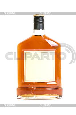 Cognac bottle | Foto stockowe wysokiej rozdzielczości |ID 3030644