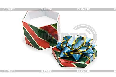Offene Geschenkbox | Foto mit hoher Auflösung |ID 3031095