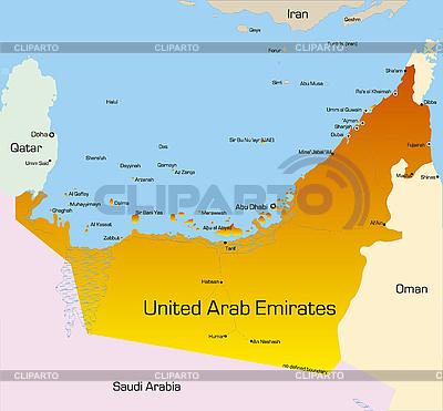 Vereinigte Arabische Emirate | Illustration mit hoher Auflösung |ID 3031447