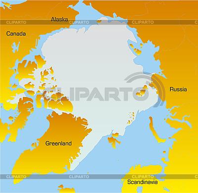 Nordpol | Illustration mit hoher Auflösung |ID 3031483
