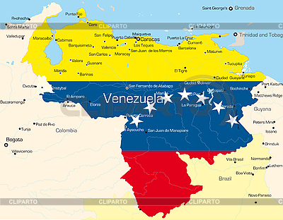 Venezuela | Stock Vektorgrafik |ID 3035293