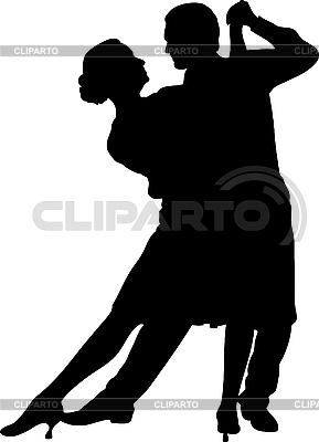Para tańczy | Klipart wektorowy |ID 3035355