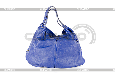 Синяя женская сумочка | Фото большого размера |ID 3036423