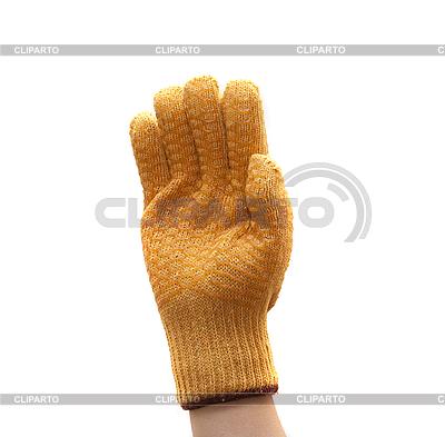 Pracy rękawiczki | Foto stockowe wysokiej rozdzielczości |ID 3036512