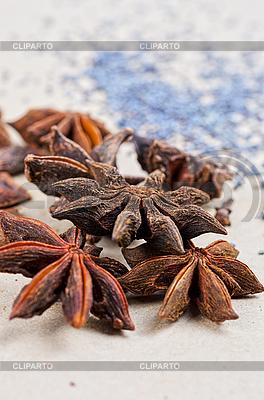 Анисовые звезды | Фото большого размера |ID 3061084