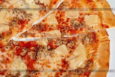 Hawaiische Pizza | Foto mit hoher Auflösung |ID 3061137
