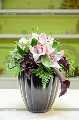 Свадебный букет цветов | Фото большого размера |ID 3061142