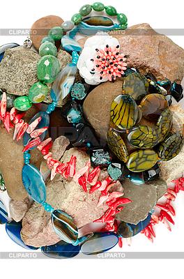Naturalnych kamieni | Foto stockowe wysokiej rozdzielczości |ID 3076602
