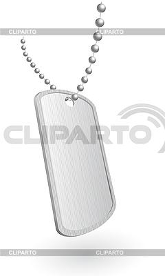 Military płyta aluminiowa | Klipart wektorowy |ID 3019954