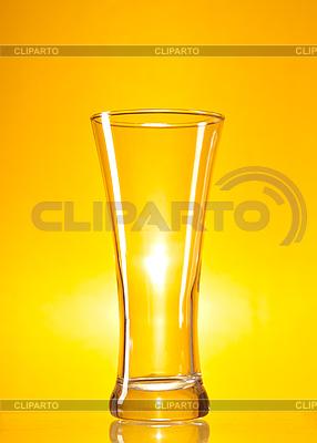 Leeres Bierglas | Foto mit hoher Auflösung |ID 3019962