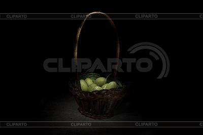 复活节篮子画布背景 | 高分辨率照片 |ID 3020512