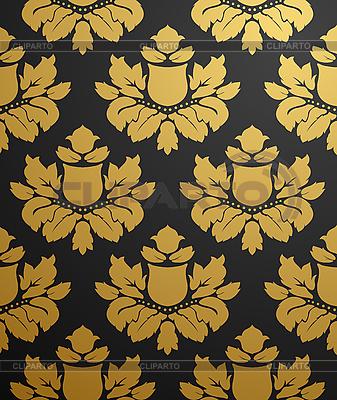 Golden szwu | Klipart wektorowy |ID 3021507