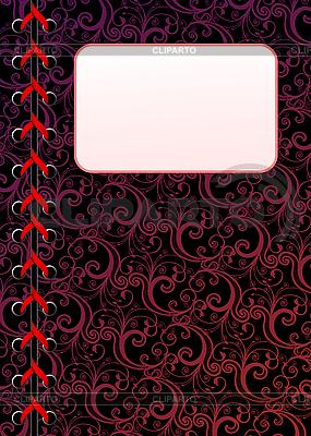 Geschnürte Blumentapete | Stock Vektorgrafik |ID 3022401