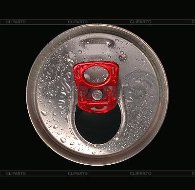 Makro napoju aluminiowa | Foto stockowe wysokiej rozdzielczości |ID 3023277