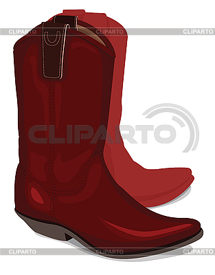 Cowboystiefel | Stock Vektorgrafik |ID 3023464